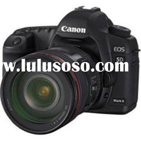 Canon EOS 5D Mark II Kit with EF 24-105mm f 4 Digital Camera