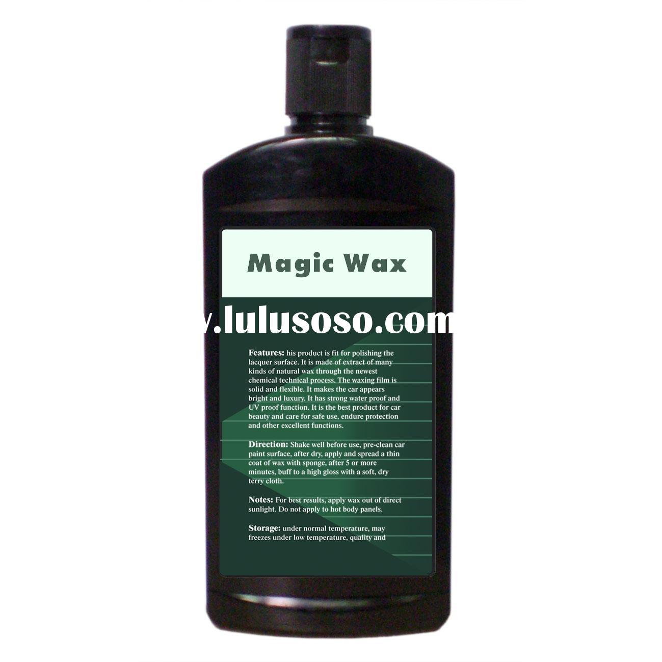 Car Wax (500ml)