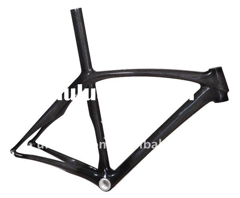 Carbon Fiber road Bicycle Frame/fashionable carbon bicycle parts/high seatpost size bicycle frame