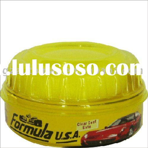 Carnauba car wax car wax and polish