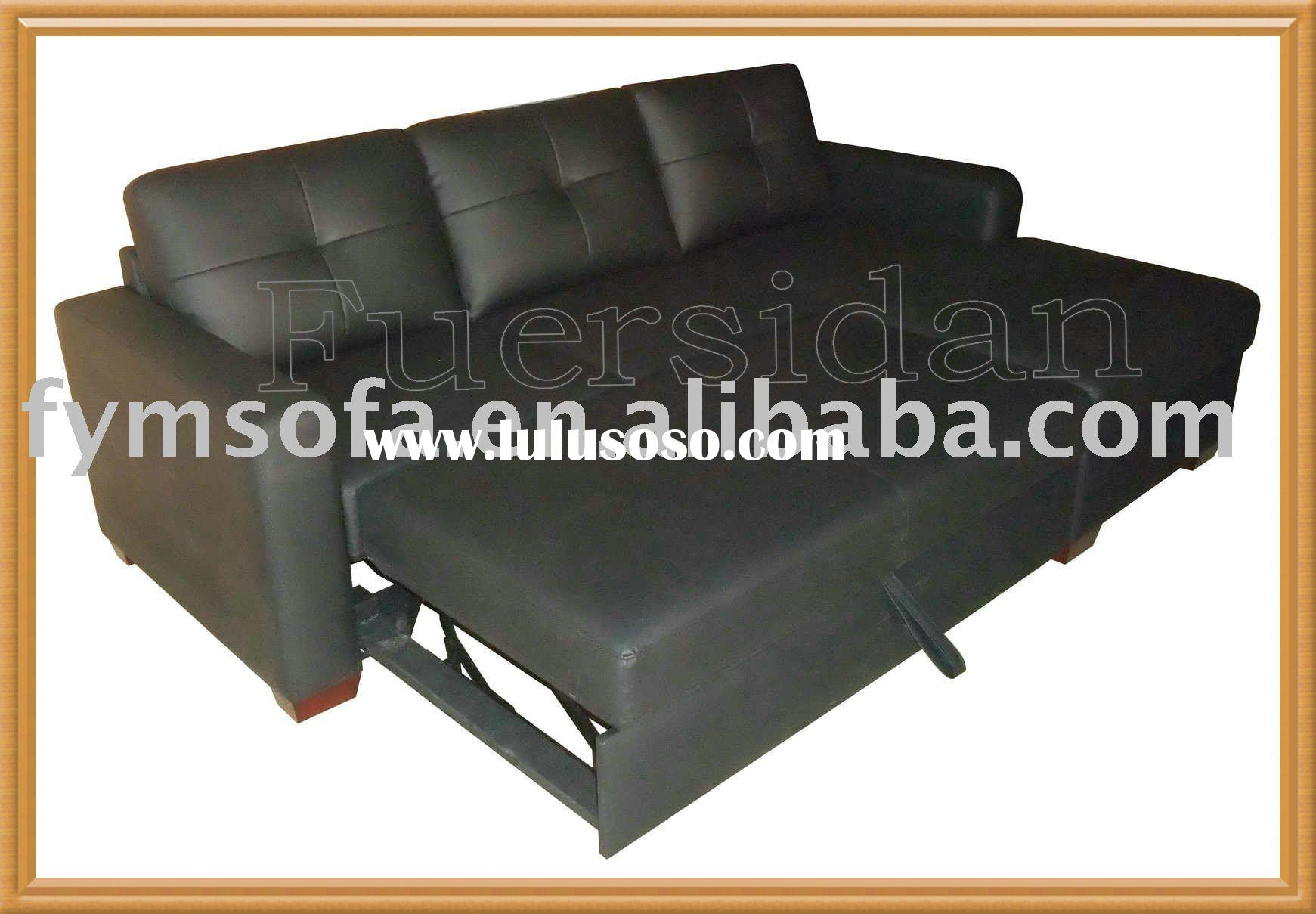 Cheapest leather sofa bed