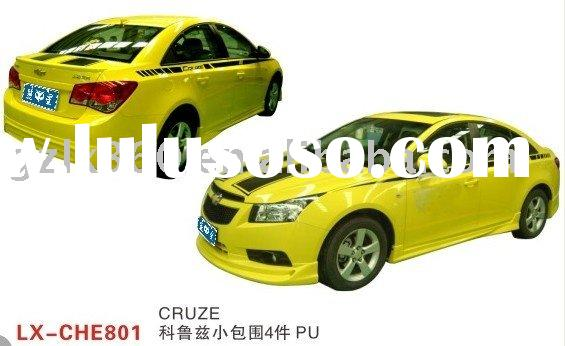 Chevrolet Cruze car fiberglass body kits (4 pieces)