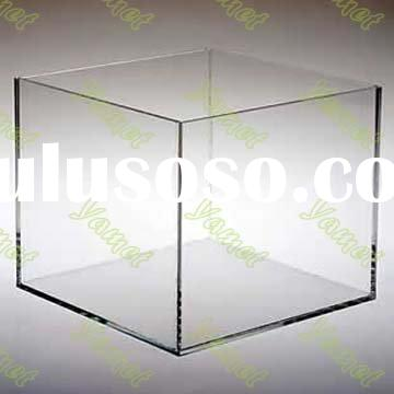 Clear Acrylic Container