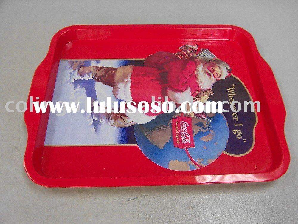 Coke Rectangular Tray