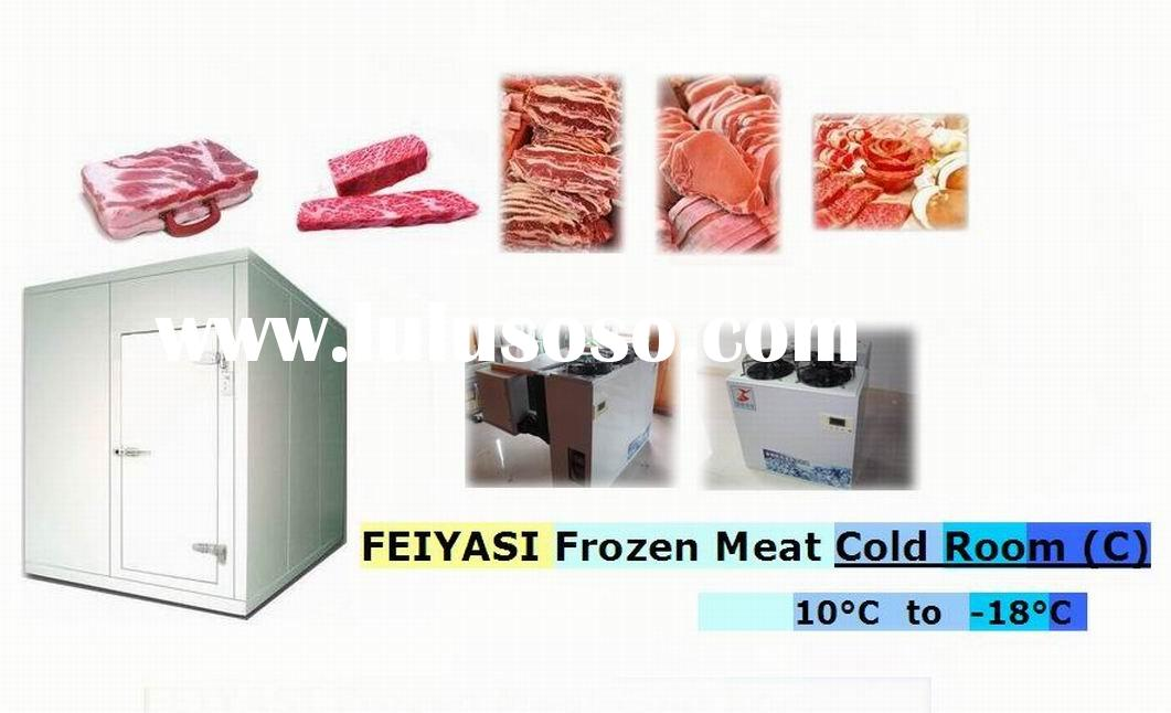Cold Storage Room- Frozen Meat