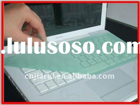 Color Waterproof silicone keyboard cover for laptop computer