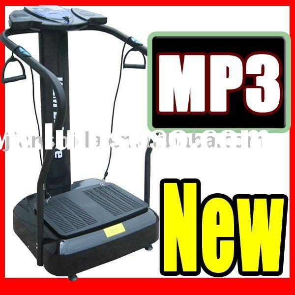 Crazy Fit Vibration Plate 1350Watt with MP3