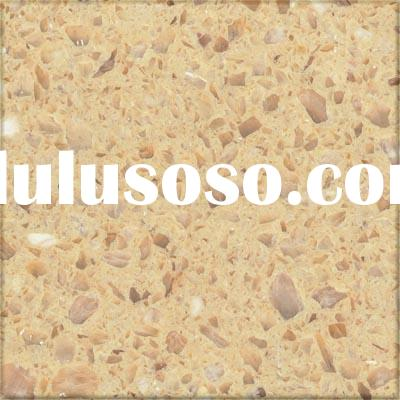Cream color artificial marble - floor tile/cabinet top/vanities/countertop