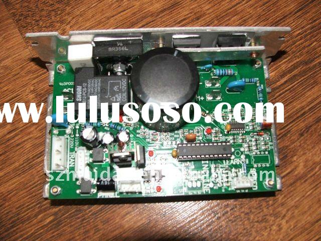 DC treadmill motor control boards