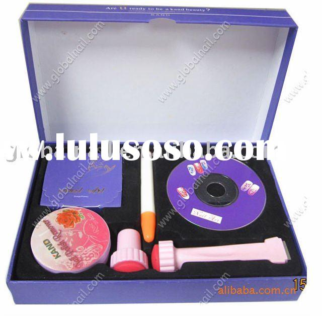 DIY Nail Beauty Set&Luxury Nail Art Image Stamping Kit