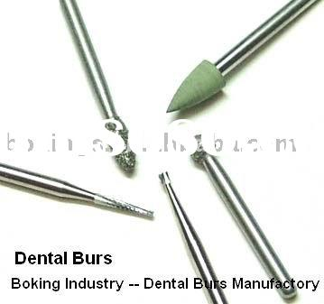 Dental Abrasive Burr
