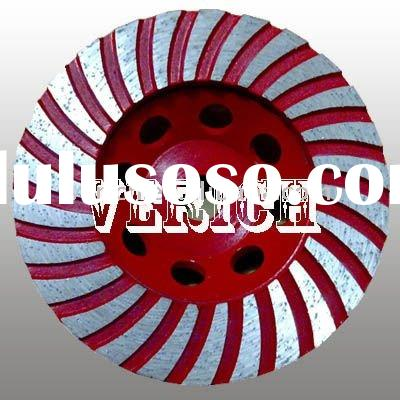 Diamond Abrasive Cup Disc - Cup Wheel