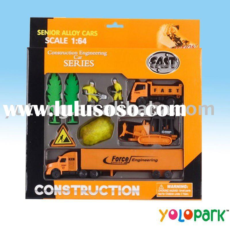 Diecast toy,Diecast Truck,Metal Construction Toy Truck,Diecast model toy