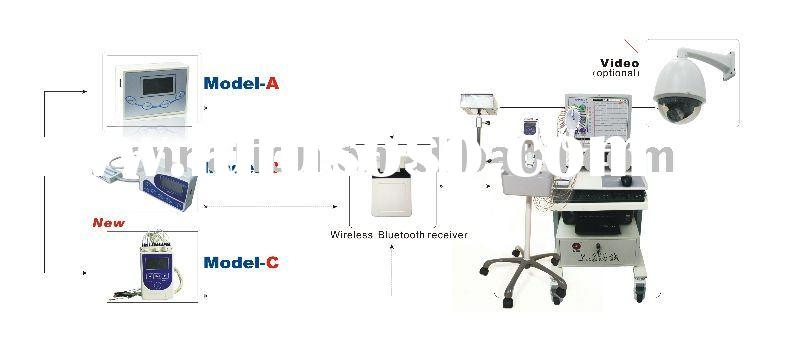 Digital EEG and mapping system/Medical diagnostic test kits