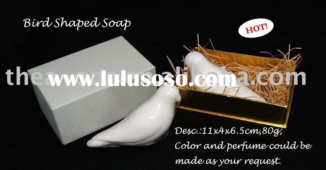 Dove Shaped Soap (8SS001)