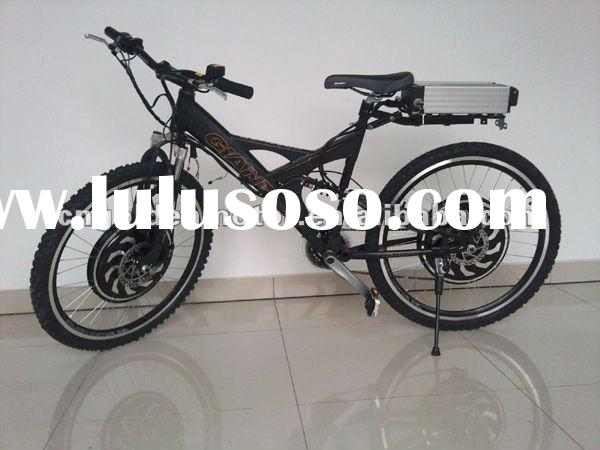 Dual Driver! 48V 1500W Electric Bike ! The fastest Electric bicycle in the world !