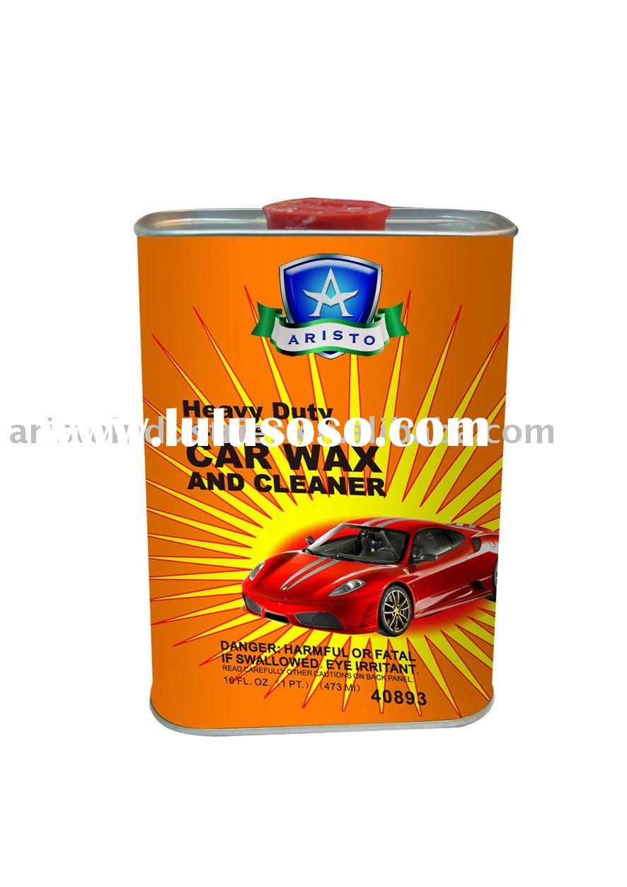 EZ Silicone Car Wax