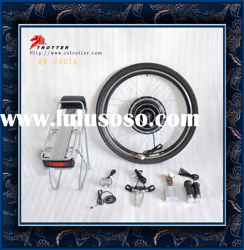 Electric Bicycle Conversion Kit QD-S001A Motor Bicycle Engine Kit