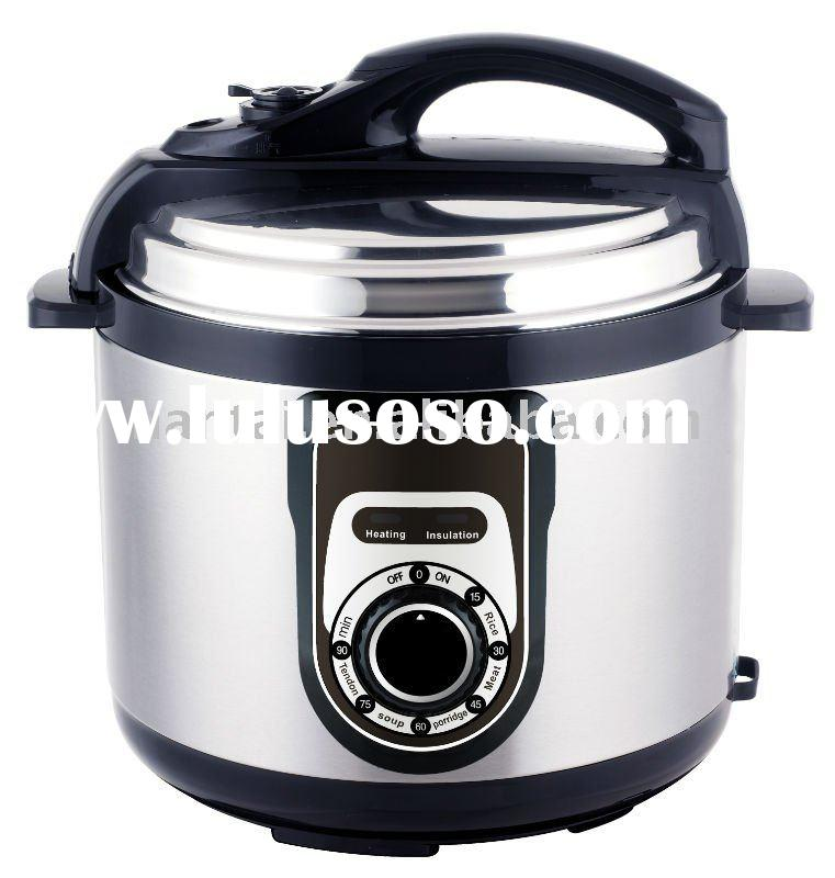 Electric Pressure Cooker HT-10D3