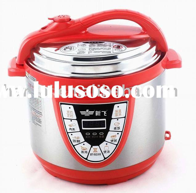 Electric Pressure Cooker With Thermostat