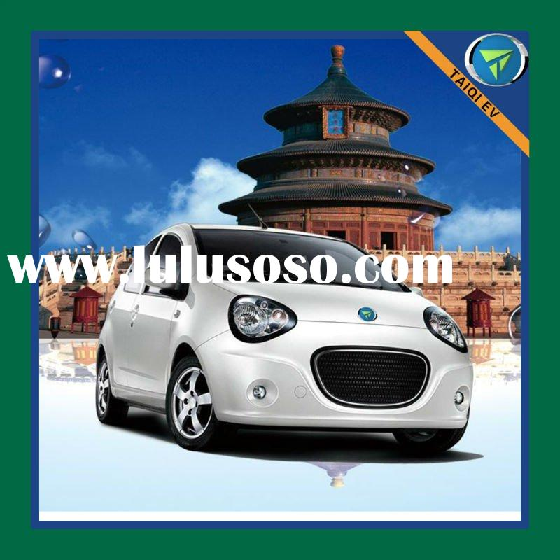 Electric car with Lithium ion battery pack