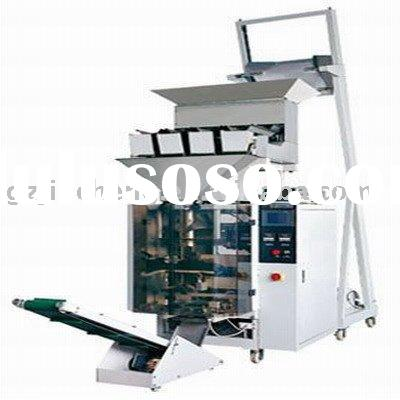 Electronic laundry soap powder packaging machine