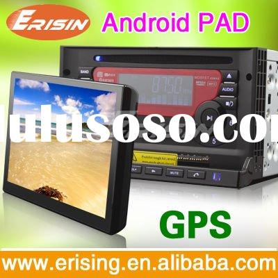 Erisin ES666A HD In Car DVD Player Auto Radio GPS+3G WiFi Android PAD MID 2 in 1