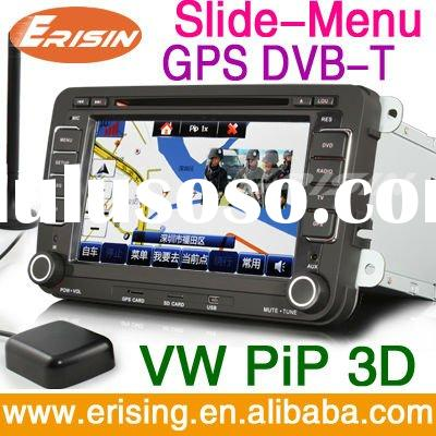 Erisin ES868V 7 inch Volkswagen Car Entertainment with 3D DVB-T GPS Radio Bluetooth