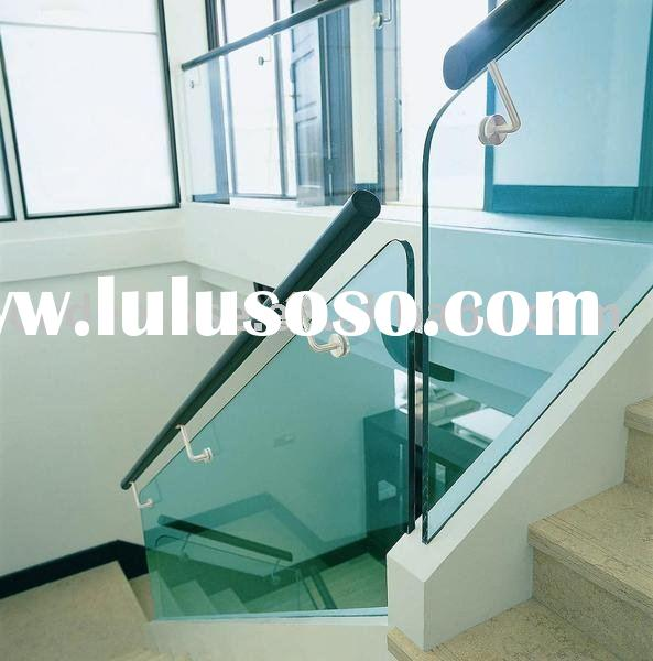 Eye-catchiing Glass handrail
