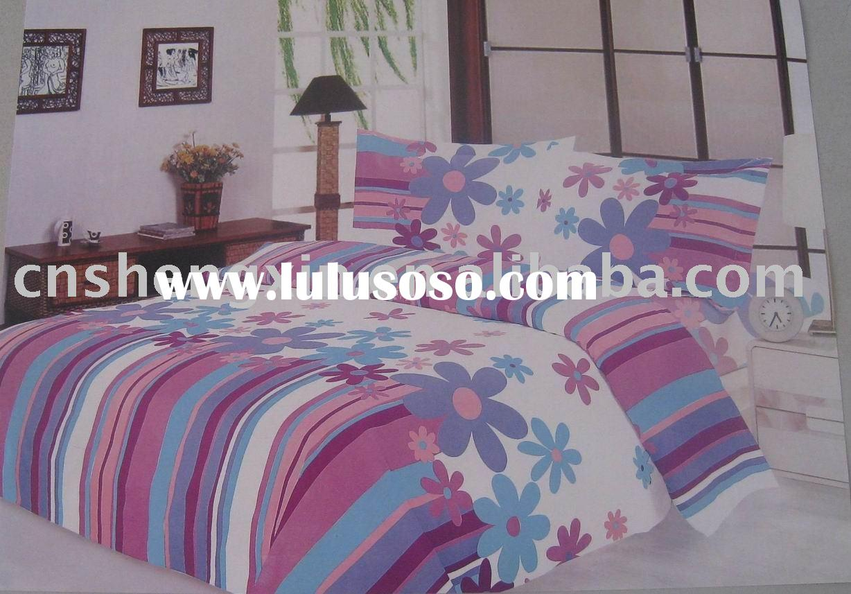 Fashion 4 pcs bedding sets King, Queen,Twin