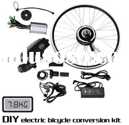 Front wheel motor ,li-ion battery electric bicycle conversion kits
