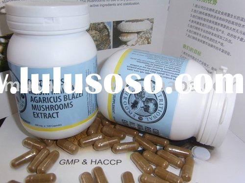 GMP factory High-purity mixed mushroom extract,reishi,agaricus blazei,maitake,cordyceps