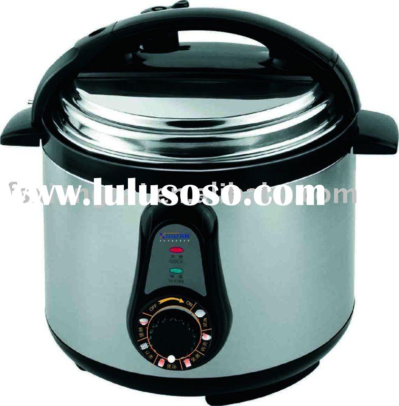 GS,CE approved electric pressure cooker