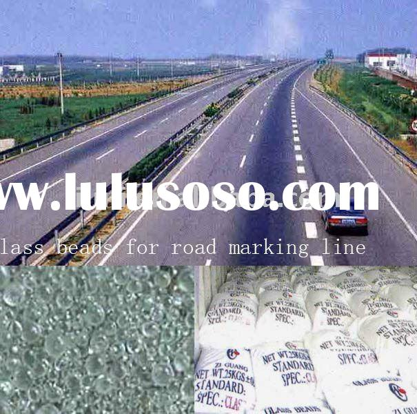 Glass Beads for road marking and Abrasive Blasting