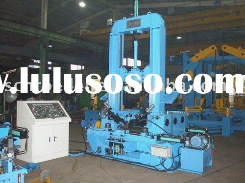 H Beam Steel Structure Welding Production Line
