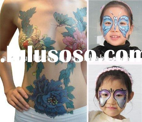 Halloween face&body painting