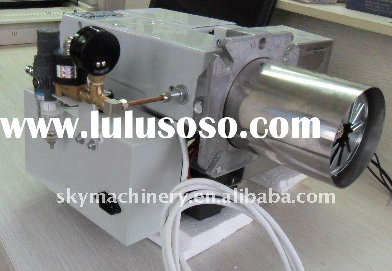 Heating boiler parts of used oil burner with CE B-30