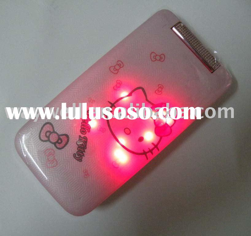 Hello Kitty W330 mobile phone cell phone Free Shipping