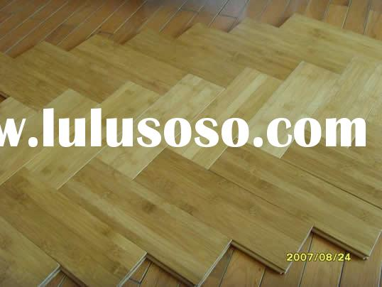 Herringbone Bamboo Wood Flooring