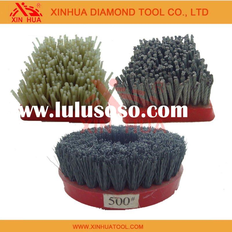 High Quality Antique Abrasive Brush for Marble,Granite,other Stones.Diamond Brush