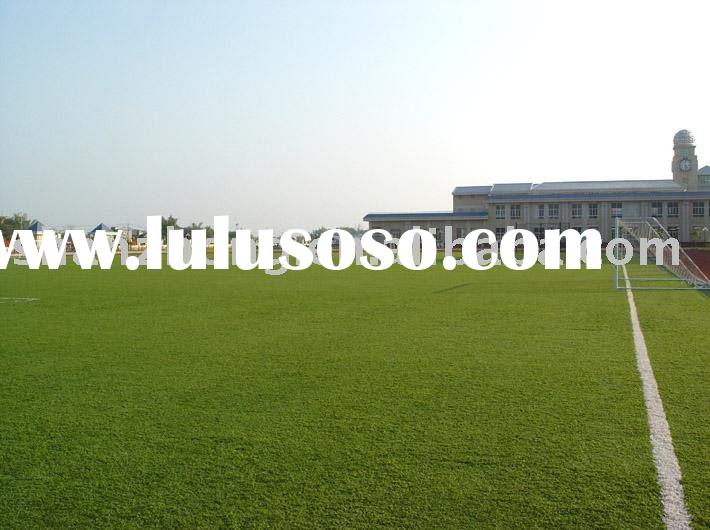 High-quality artificial grass for football field