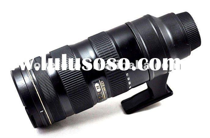 High quality digital camera 1:1 lens cup nikone flexible