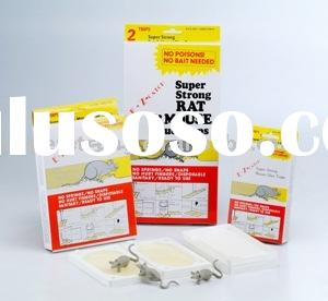 Humane Plastic Paper Board Rat and Mouse Trap