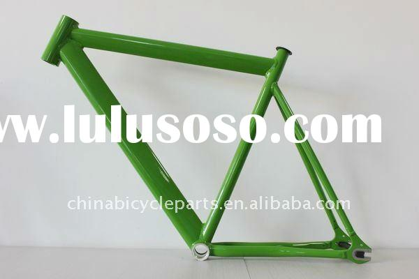 Humpert HFR-R-A721 Green Fixed Gear Track Bike Frame