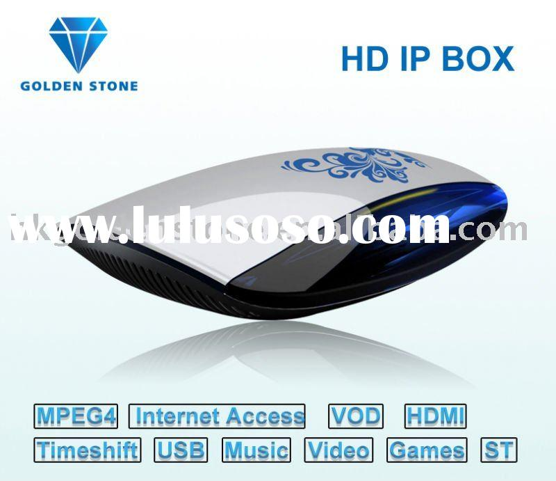 IP Set Top Box IPTV Total Solution