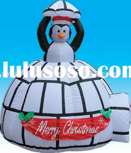 8 Airblown Inflatable Santa Penguin Coffee Shop Igloo: Igloo Distributor In Singappre, Igloo Distributor In