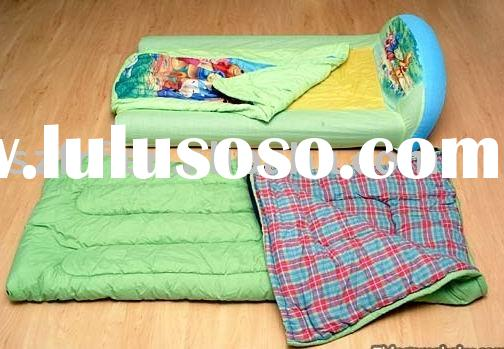 Inflatable kids bed,inflatable child bed,inflatable air bed with cover