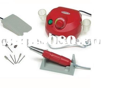JD530 red electric nail drill&JD530 Electric naill drill & grinding