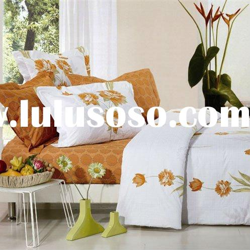 JZ-8084 Latest design bed comforters