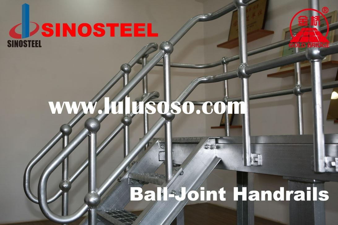 Removable handrail system